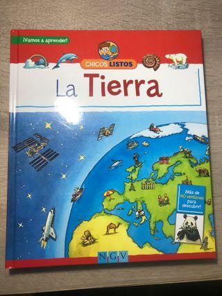 """Libro """"La Tierra"""""""