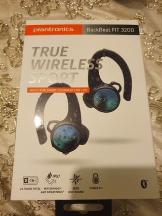Auriculares Earbud Bluetooth - Plantronics Backbea