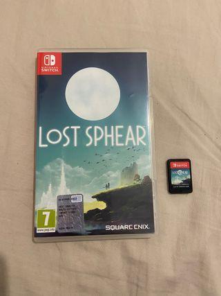 Lost Sphear para Nintendo Switch