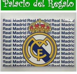 ** IMAN LOGO EMBLEMA REAL MADRID