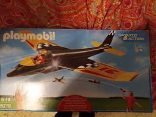 Playmobil 5219 Avión planeador