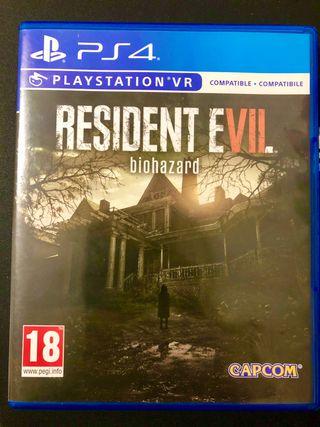 RESIDENT EVIL - PS4