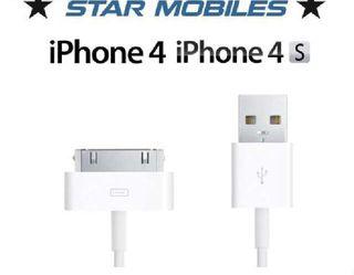 ** CABLE DE DATOS USB IPHONE/IPAD/IPOD
