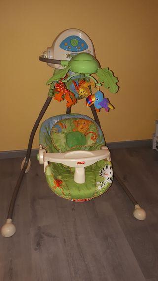 Balancín columpio bebé