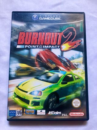 BURNOUT 2 - GAMECUBE