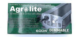 kit iluminación agrolite con cooltube