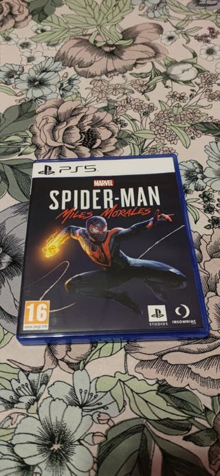 spiderman miles morales ps5