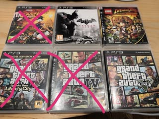 Juegos PlayStation 3 Grand Theft Auto Lego