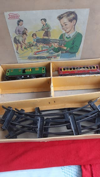 antiguo trenes paya