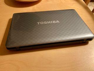 Portátil TOSHIBA SATELLITE L775-118