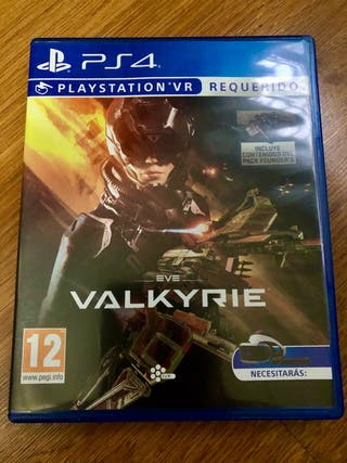 EVE VALKYRIE VR - PS4