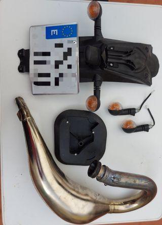 kit I.T.V KTM