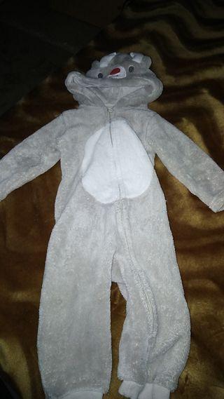 pijama entero de bebé