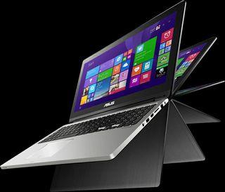 Ordenador Portátil y Tablet Asus TP300L Intel i3