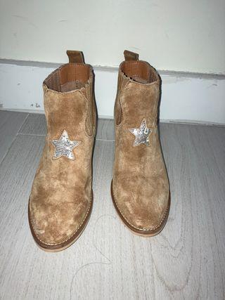 Botas piel de Alpe Woman Shoes