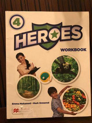 Heroes 4º primaria
