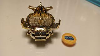 BlasterJet Dorado villano