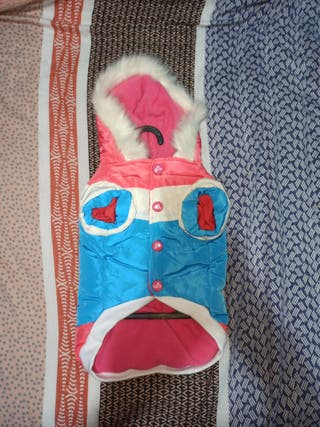 abrigo para perro talla L