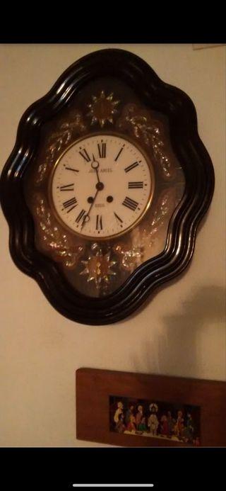 Reloj antiguo de pred