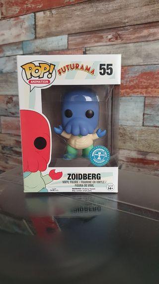 Funko pop Zoidberg ( universo alternativo )