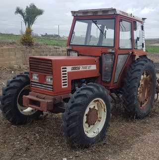 Tractor Fiat 766E DT