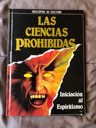 Colección Libro Las ciencias Prohibidas