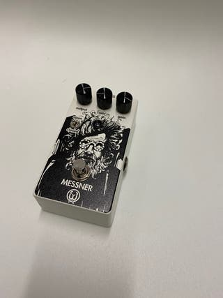Pedal Overdrive Messner Warlus Audio Boutique