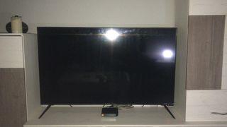 vendo televisor 50 pulgadas 4k