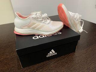 Zapatillas adidas blancas y rosa talla 36 2/3