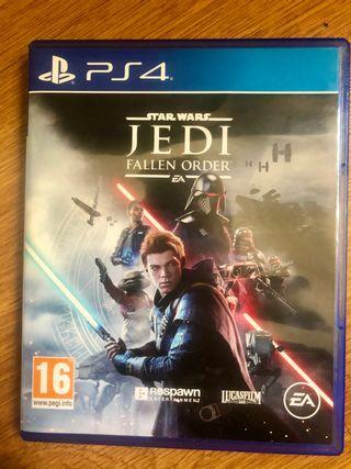 STAR WARS: JEDI FALLEN ORDER - PS4