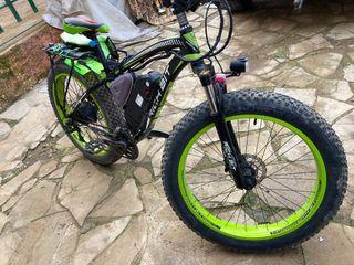 Bicicleta electrica 1000V