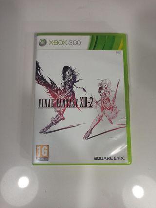 Final Fantasy XII-2 XBOX 360