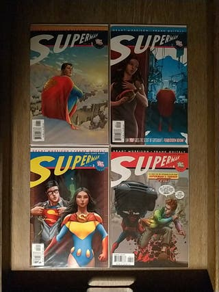 Colección All Star Superman
