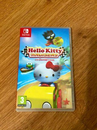 HELLO KITTY - SWITCH