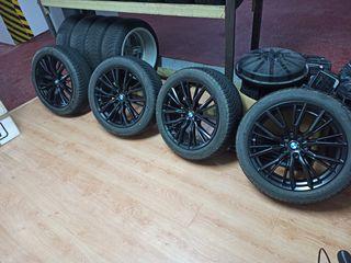 llantas originales bmw 18+neumáticos