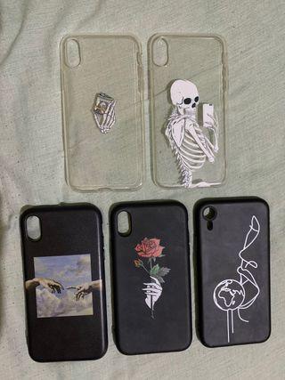 Fundas iPhone XR