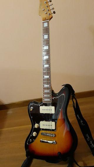 Guitarra Electrica para zurdos