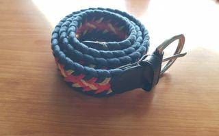 Cinturón trenzado 95cm