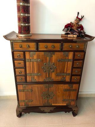 Mueble original hecho a mano