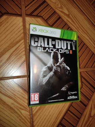 call of duty black ops 2 Xbox one Xbox 360