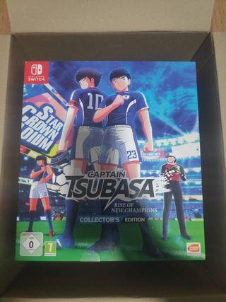 Captain Tsubasa edición coleccionista