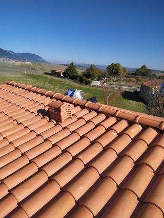 tejados y goteras