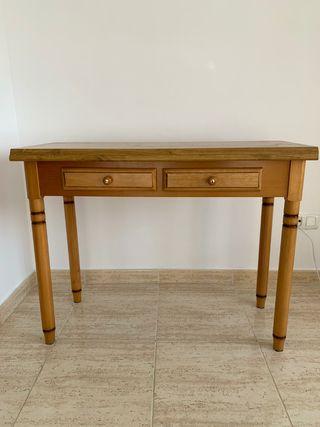 Mesa de cocina y 3 sillas