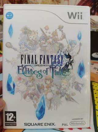 Final Fantasy Echoes of Time - Wii