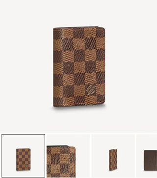 tarjetero Louis Vuitton