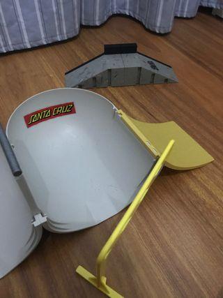 Set fingerboard