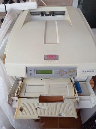 Impresora color Oki C5600