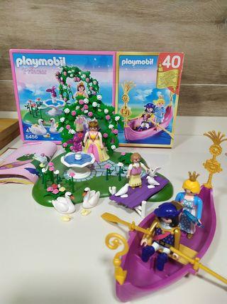 Playmobil caja 40 aniversario princesas 5456