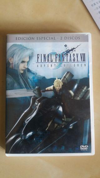 UMD Final Fantasy VII Advent Children