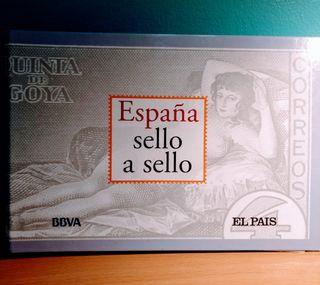 ESPAÑA SELLO A SELLO